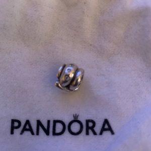 Pandora cubic zirconia charm